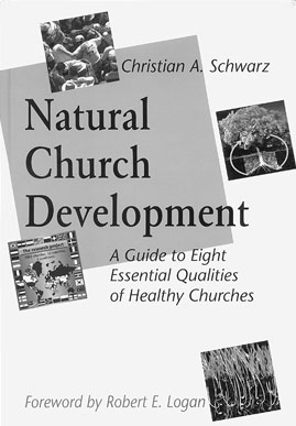 Natural Church Development book cover
