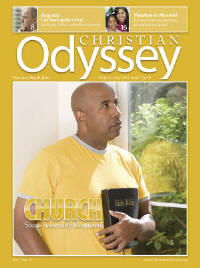 Cover of the Feb-March 2010 Christian Odyssey