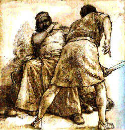 eglon guys In numbers 25 we read that moabite women were able to seduce the men of israel at an idolatrous the story of ehud and eglon in judges 3 is more than just the.