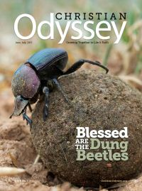 Cover of the June-July 2011 Christian Odyssey