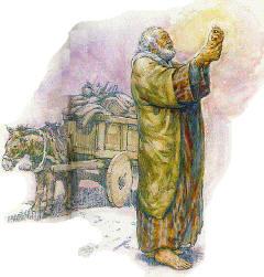 Jesus described... Explain Hebrews