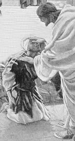 healing a leper