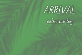 Arrival - Palm Sunday