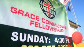Grace Communion Fellowship Banner