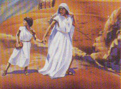 Hagar and Ishmael
