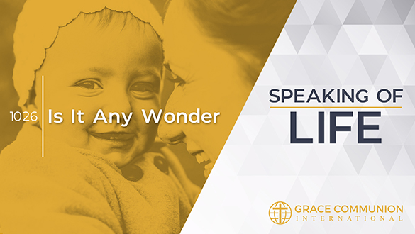 Speaking Of Life 1026 | Is It Any Wonder
