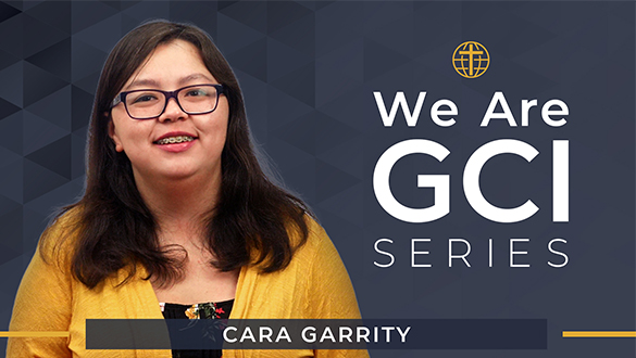 We Are GCI Series | Leadership Profile | Cara Garrity