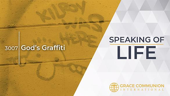 Speaking of Life 3007 | God's...