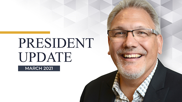 GCI President Update | March 2021
