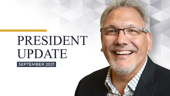 GCI President Update | September 2021